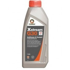 Xstream G30 Antifreeze & Coolant Concentrate 1L